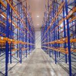 Geolighting, геолайтинг, освещение склада, освещение стеллажного склада